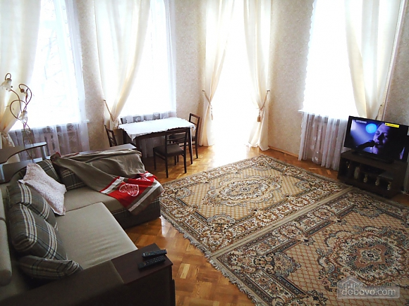 The apartment is in the style of old Kiev, One Bedroom (59734), 002