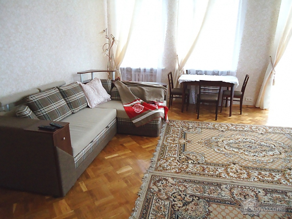 The apartment is in the style of old Kiev, One Bedroom (59734), 003