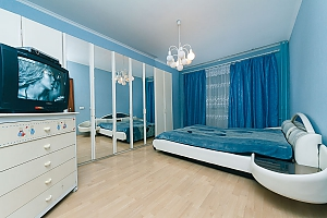 Beautiful big apartment in a new building, Two Bedroom, 003