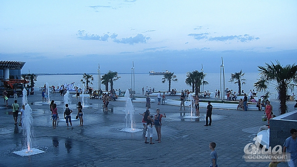 Центр Пляж Ланжерон Парк Шевченко, 1-комнатная (32857), 019