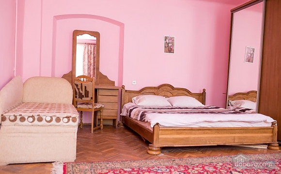 Apartment on the Rynok square with balcony, Un chambre (33788), 001