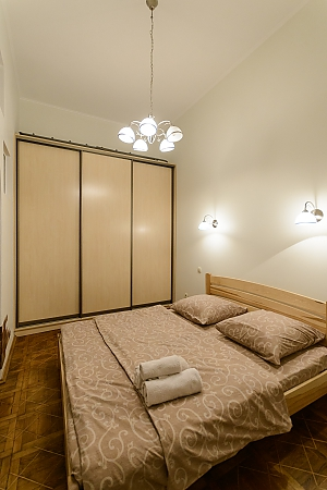 Close to the сentre in the old town, One Bedroom, 003