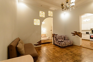 Close to the сentre in the old town, One Bedroom, 004