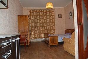 Studio apartment near shopping mall Frantsuzkyi boulevard, Studio, 002