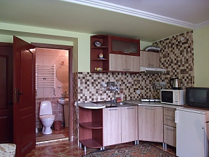 Studio room with separate entrance, Monolocale, 007