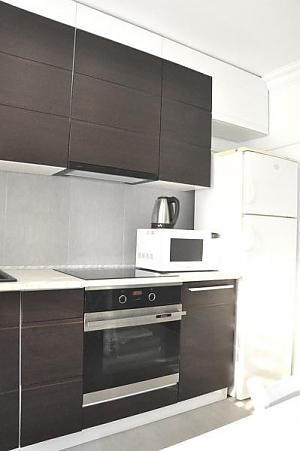 Комфортабельная квартира, 1-комнатная, 004