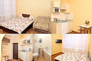 Comfortable apartment, Studio, 002