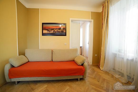 Квартира в центрі з затишним квітучим двориком, 2-кімнатна (62644), 002