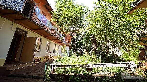 Cosy apartment in the centre with flourishing yard, Zweizimmerwohnung (62644), 014