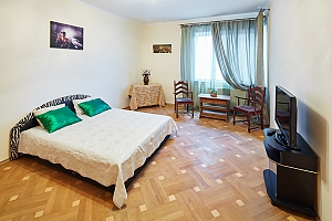 Beautiful apartment for 5 persons, One Bedroom, 002