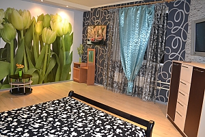 Elite apartment in new building near Heroiv Pratsi station, Studio, 001