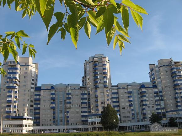 Elite apartment in new building near Heroiv Pratsi station, Studio (13117), 006