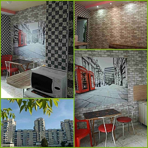 Elite apartment in new building near Heroiv Pratsi station, Studio, 011