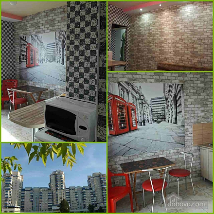 Elite apartment in new building near Heroiv Pratsi station, Studio (13117), 011