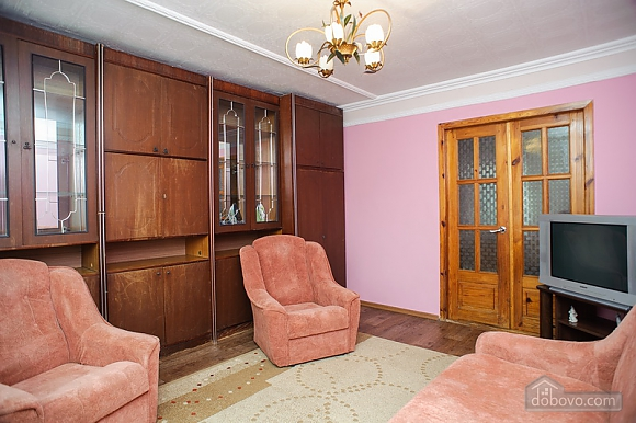 Business class apartment in a quite city center, One Bedroom (47346), 003