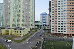 Apartment in a new house Parkovi Ozera, Studio, 002