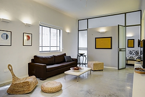 Gordon beach apartment, Deux chambres, 004