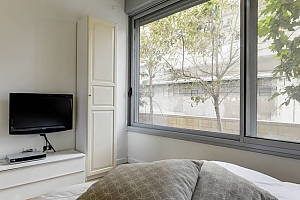 Beautiful and luxury Hilton beach apartment with balcony, Due Camere, 022