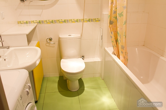 Уютная квартира-студия возле метро Олимпийская, 1-комнатная (88426), 005