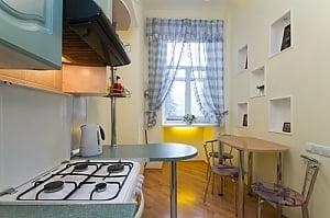Дворівнева квартира, 2-кімнатна, 004