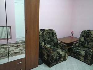 Double suite with balcony in hostel Night Light, Studio, 002