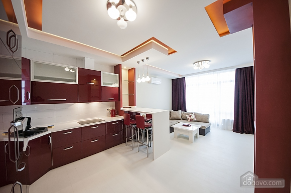 VIP apartment with two separate bedrooms and a terrace in Arcadia, Deux chambres (92785), 001