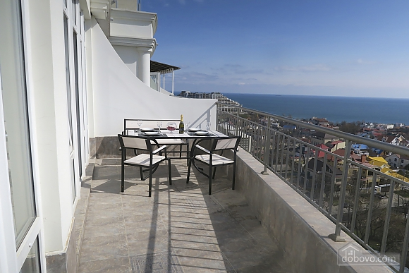 VIP apartment with two separate bedrooms and a terrace in Arcadia, Deux chambres (92785), 003