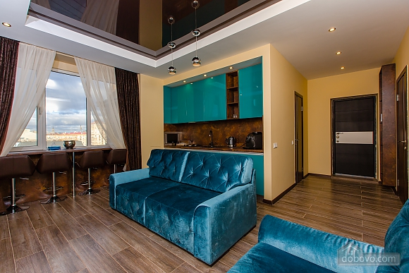 Luxury apartment in center of Kiev, Deux chambres (76484), 001