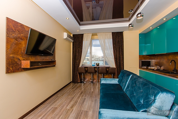 Luxury apartment in center of Kiev, Deux chambres (76484), 002