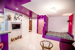 VIP apartment in the center of Mariupol, Studio, 001