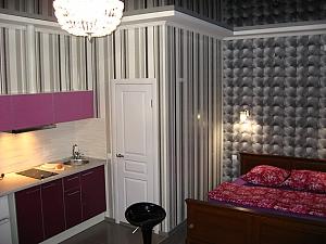 Апартаменти біля метро Гагаріна, 1-кімнатна, 001