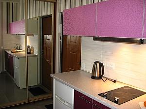 Апартаменти біля метро Гагаріна, 1-кімнатна, 003