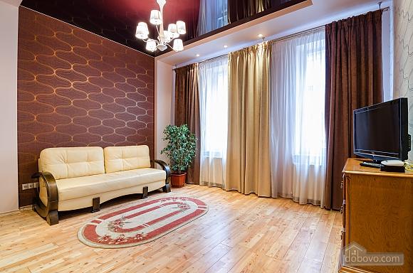 Люкс квартира во Львове, 1-комнатная (36982), 003
