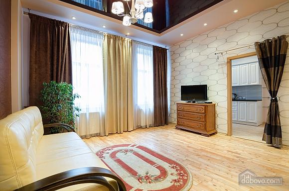 Люкс квартира во Львове, 1-комнатная (36982), 002