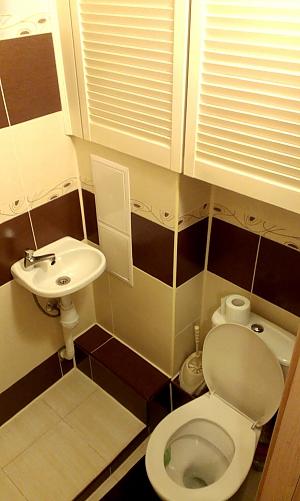 Апартаменты на 7-х человек, 3х-комнатная, 004