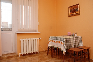 Excellent apartment on Pozniaky, Studio, 004