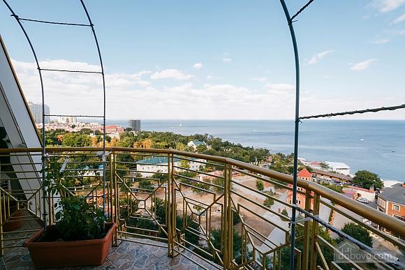 Royal Deluxe квартира с видом на море, 3х-комнатная (63842), 020