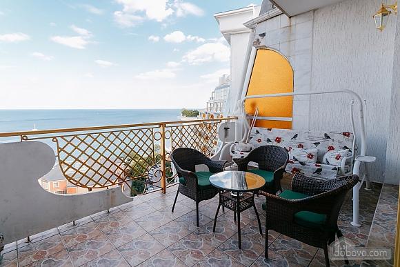 Royal Deluxe квартира с видом на море, 3х-комнатная (63842), 007
