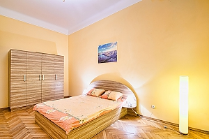 Spacious apartment in the center, One Bedroom, 002