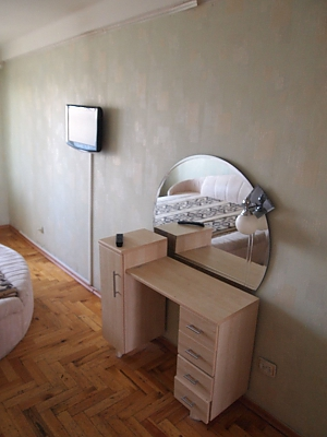 Apartment in the city center, Dreizimmerwohnung, 002