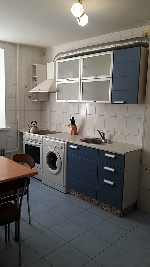 Apartment with 6 sleeping places, Zweizimmerwohnung, 006