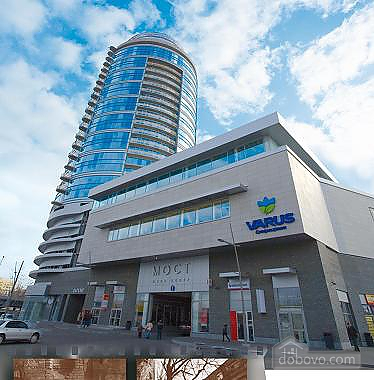 Most City luxury apartment with balcony, Una Camera (42497), 035
