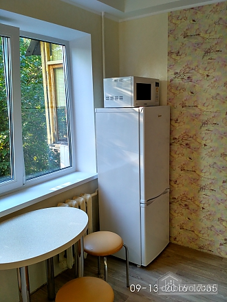 Apartment on Nyvky district, One Bedroom (61443), 004