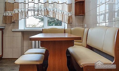 Люкс апартаменты в самом центре Запорожья, 2х-комнатная (91891), 033