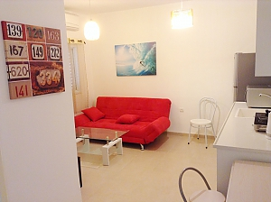 Cozy apartment near the sea, Un chambre, 001