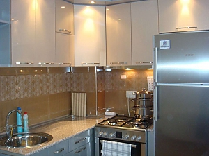 Квартира класса люкс, 3х-комнатная, 002
