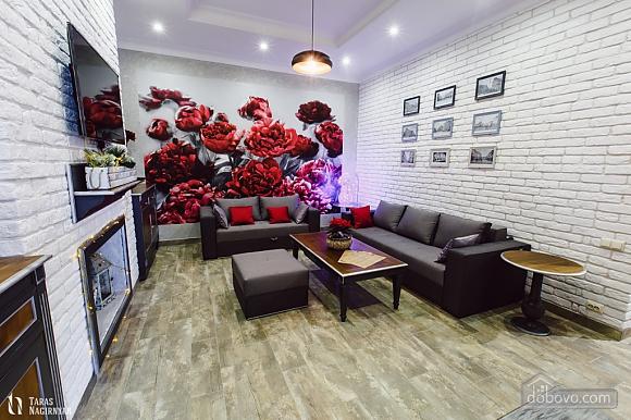 Luxury apartment in Chernivtsi, Deux chambres (90696), 002