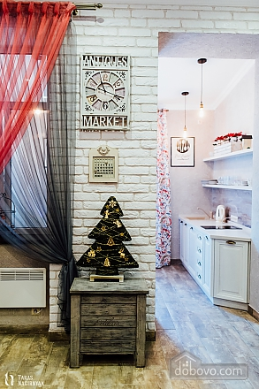 Luxury apartment in Chernivtsi, Deux chambres (90696), 004