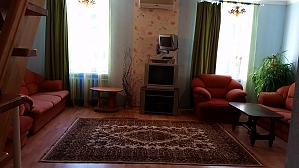 Duplex apartment near shopping mall Ljubava, One Bedroom, 002