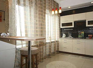Apartment in the center, Trois chambres, 002